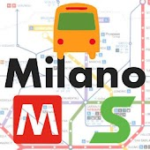 Milan Transit - Offline departures and maps
