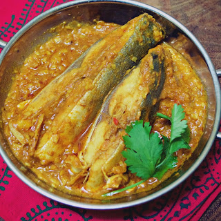 Goan Fish Curry...Our Travels - Goa