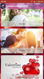 Valentine day sms - valentine messages - náhled