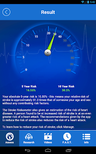 Stroke Riskometer- screenshot thumbnail