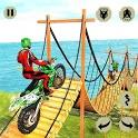 Stunt Bike Crazy Racing Tricks-2 icon