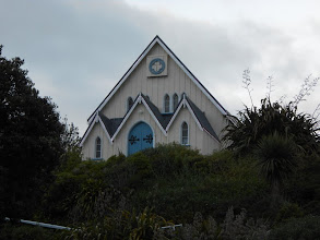 Photo: Iglesia de Kaikoura