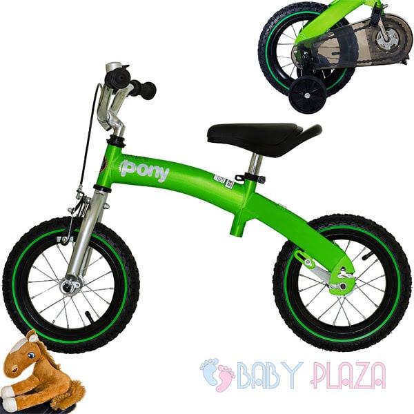 Xe đạp 2 trong 1 Royal baby PONY B-4 2