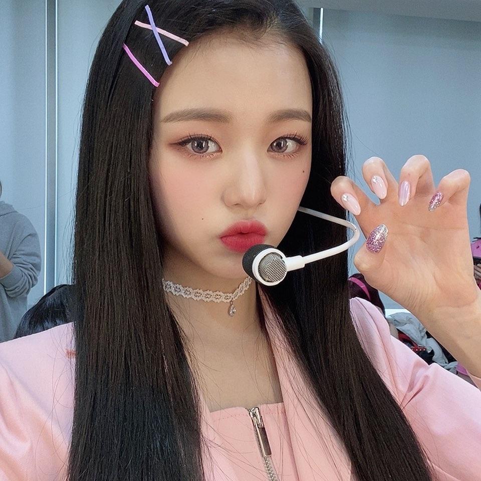 wonyoung hair 55