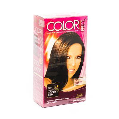tinte slik color efect kit 7.7 chocolate claro