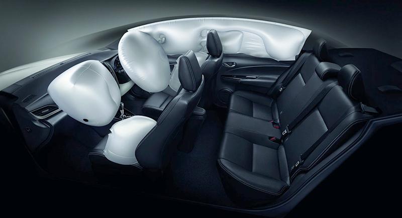 จุดเด่นของรถยนต์ : Toyota Yaris 2020