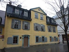 Photo: Weimar, Schillers Wohnhaus