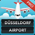 FLIGHTS Dusseldorf Airport Pro icon