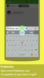 ai.type keyboard Plus + Emoji Screenshot 19
