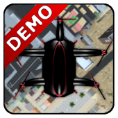 Drone Lander Simulator 3D Demo - Cool Drones Game
