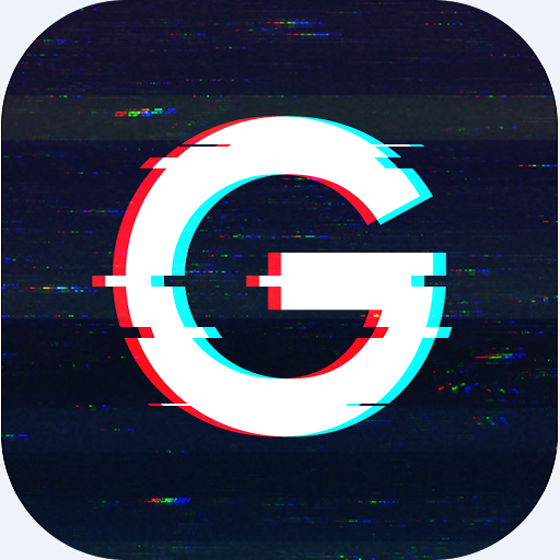Baixar 3D Glitch Photo Effects - Camera VHS Camcorder para Android