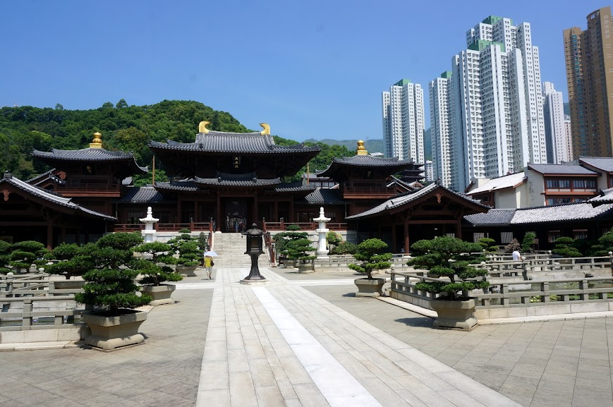 Nan Lian Garden and Nunnery