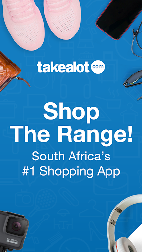 Takealot – SA's #1 Online Mobile Shopping App 2.8.0 screenshots 1