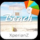 XperianZ™ Beach theme