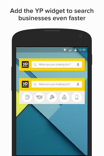 #7. YP - Yellow Pages local search (Android)