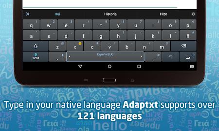 Adaptxt Free Keyboard Screenshot 15