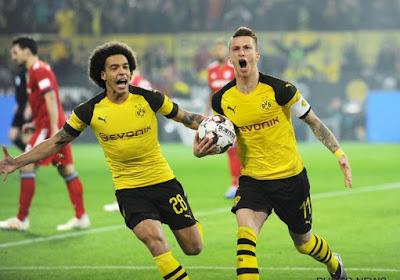 Un cadre de Dortmund va manquer les deux prochaines rencontres de Bundesliga