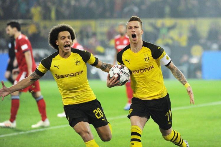 🎥 Dortmund remporte le choc des Borussia contre Gladbach, Hazard à l'assist contre son ancien club