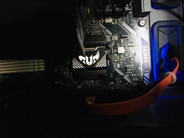 マザーボード ASUS TUF B450M-PLUS GAMING