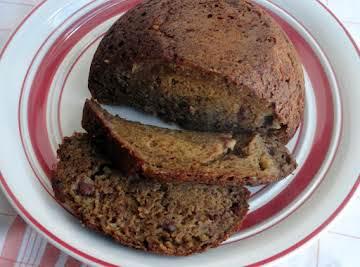 Banana Loaf in a Crock Pot