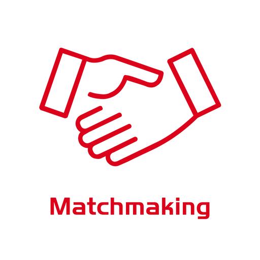 Matchmaking enhet