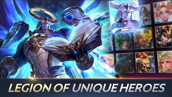 Garena AOV - Arena of Valor- screenshot thumbnail