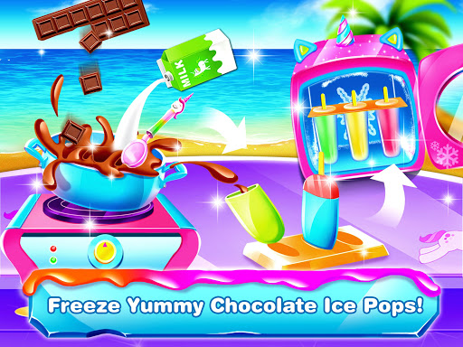 Unicorn Icepop - Ice Popsicles Mania 1.4 screenshots 3