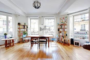 Appartement meublé 4 pièces 92,86 m2