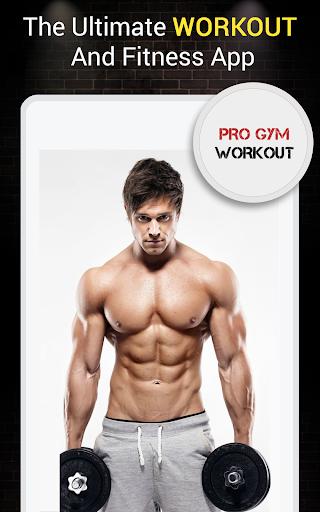 Pro Gym Workout (Gym Workouts & Fitness) 5.4 Screenshots 17