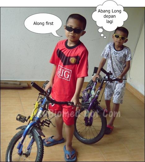 Abang Long & Abang Ngah