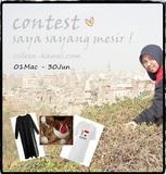 Contest saya sayang Mesir