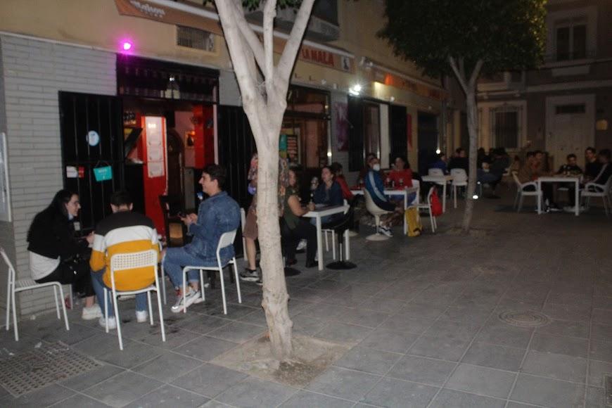 Croquetería La Mala, en calle Gabriel Callejón.