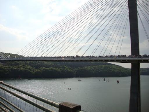 Inauguration du pont de Térénez DSC02499