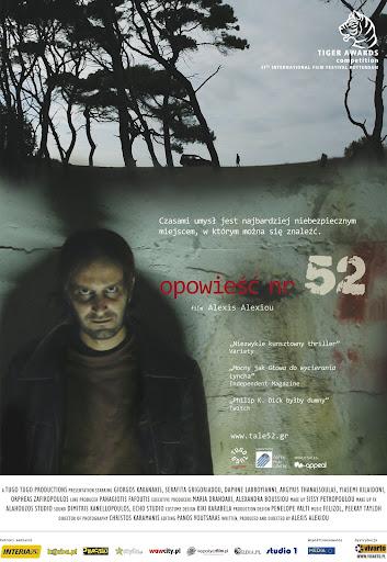 Polski plakat filmu 'Opowieść Nr 52'