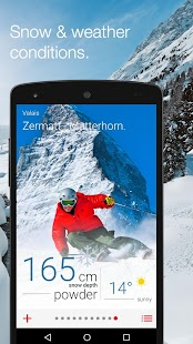 Swiss Snow Report- screenshot thumbnail