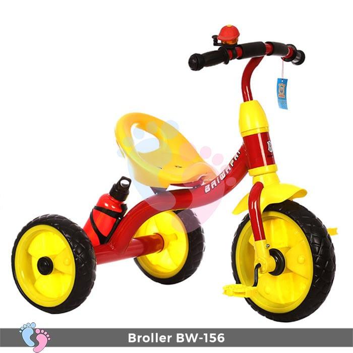Xe đạp ba bánh trẻ em Broller XD3-156 13