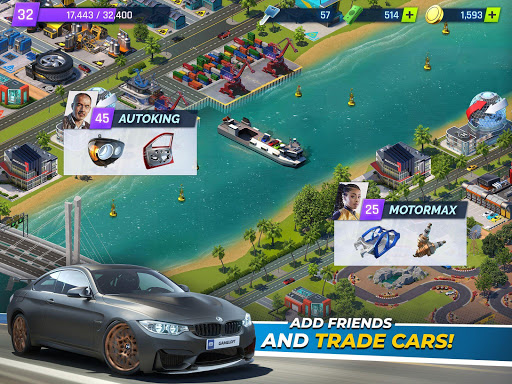 Overdrive City – Car Tycoon Game screenshot 10