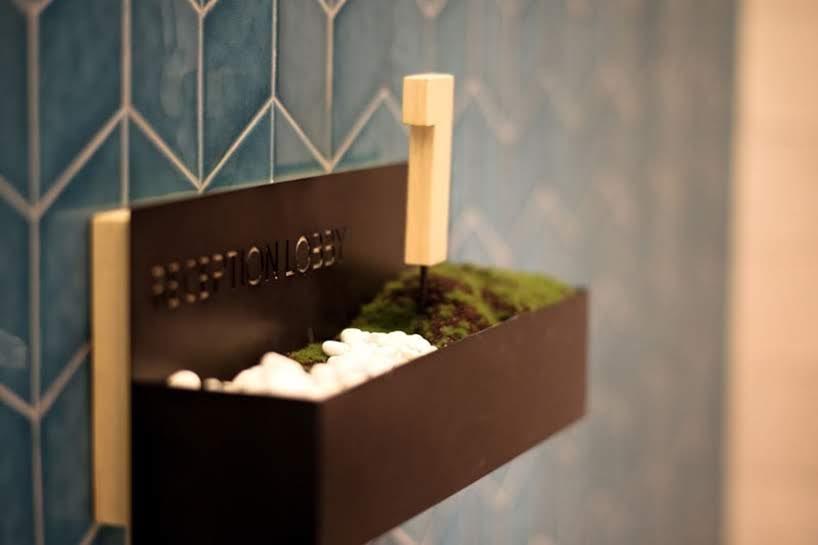 ARTTA Concept Studio ha diseñado los interiores del Hotel Ease Access en Hong Kong