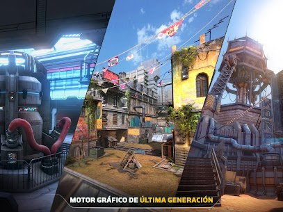 Modern Combat Versus: New Online Multiplayer FPS 10