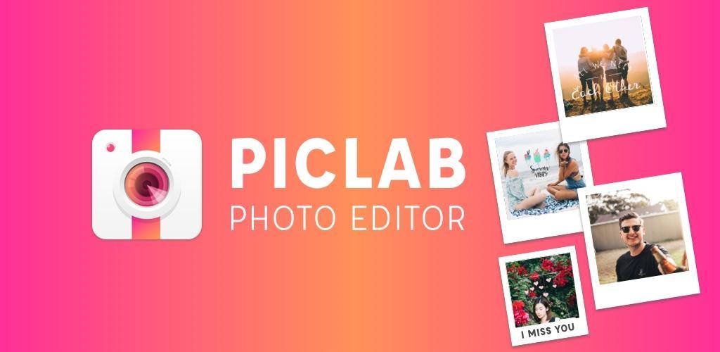 tải về PicLab - Trình chỉnh sửa ảnh APK phiên bản mới nhất 2.2.2 cho thiết bị Android