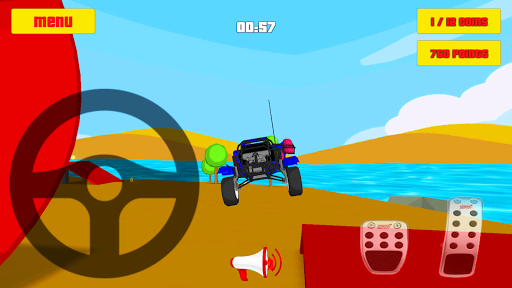 Baby Car Fun 3D - Racing Game 11 screenshots 14