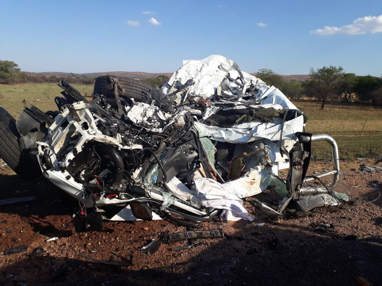 More than 20 people were killed in a horrific accident between Kranskop and Modimolle in Limpopo