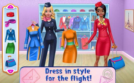 Sky Girls - Flight Attendants 1.0.3 screenshots 11