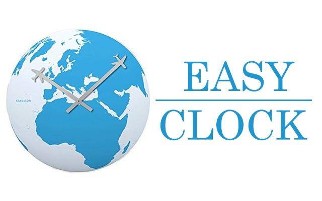 Easy Clock, World clock