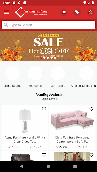 The Classy Home - Online Furniture Store