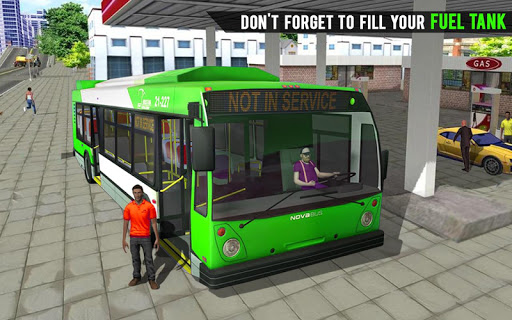 Uphill Bus Game Simulator 2019 Apk 1