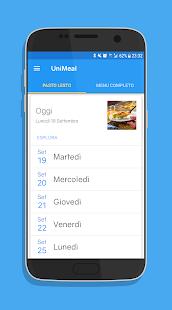 UniMeal - UNITN Trento - náhled