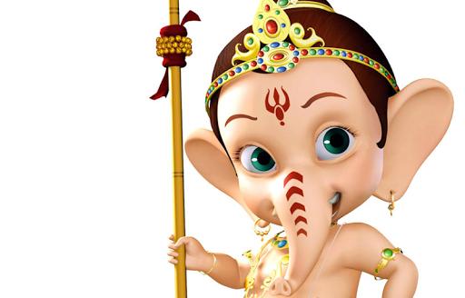 Ganesh Chatruthi Images