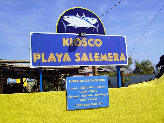Kiosko zum erfrischen nach der Wanderung,La Palma,Kanaren,