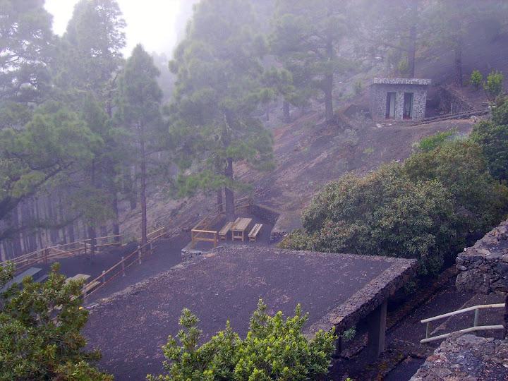 Nebel auf La Palma